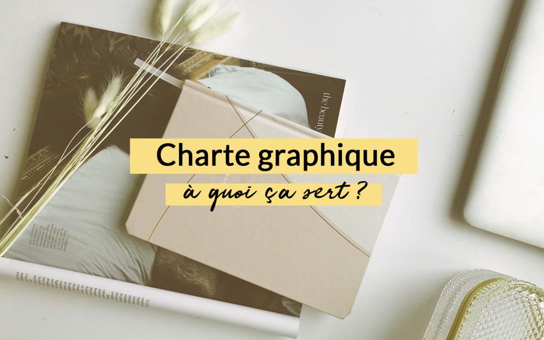 Charte graphique, à quoi ça sert ?