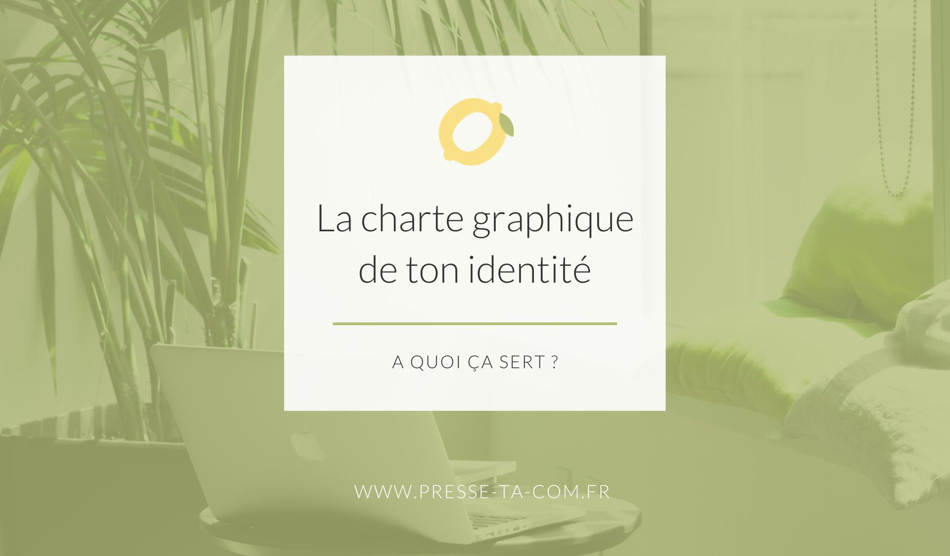 article sur l'identité visuelle d'une entreprise